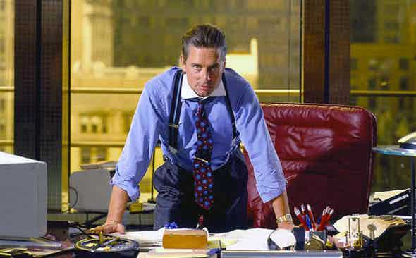 Celluloid Style: Wall Street