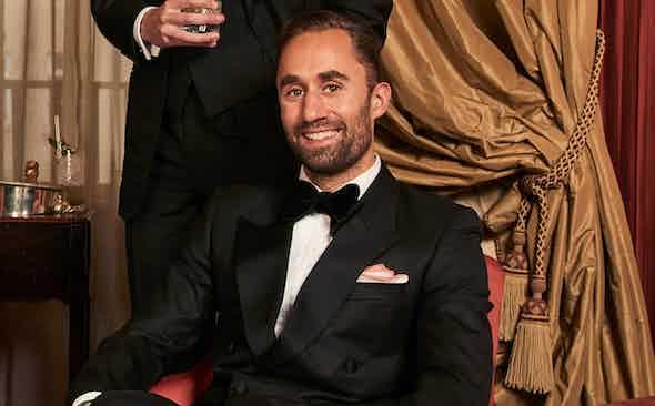 Darius Namdar Wins International Habanosommelier Contest 2018