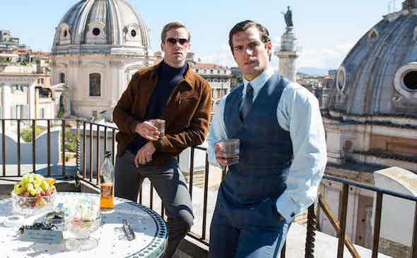 This Week We're Channelling: The Man from U.N.C.L.E.