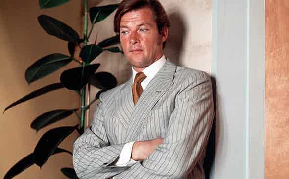 This Week We're Channelling: Lord Brett Sinclair of The Persuaders!