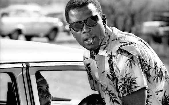 Sidney Poitier: The Defiant One