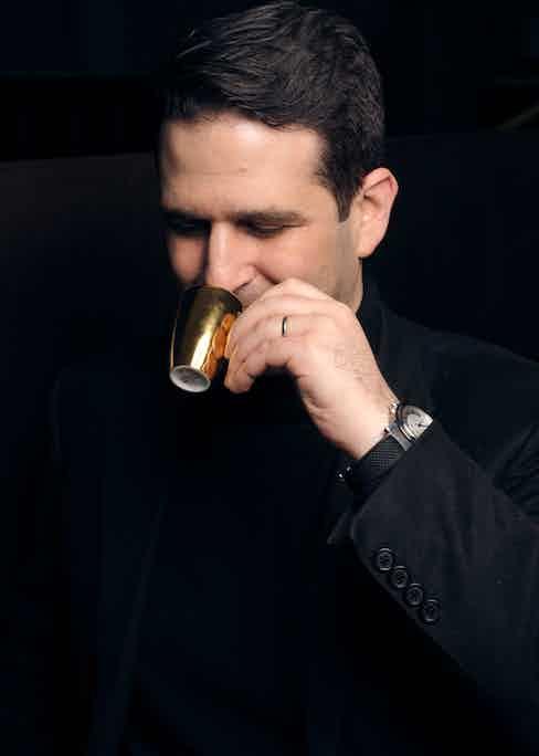 Founder and entrepreneur, Amir Gehl.