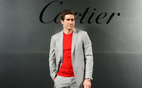 The Launch of Cartier's Santos de Cartier