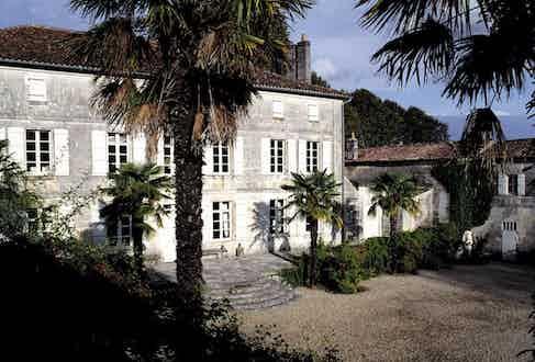 Le Grollet, Rémy Martin's family home in Cognac.