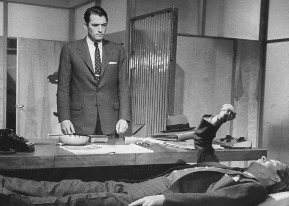 The Man in the Gray Flannel Suit represented the same era as Mad Men.