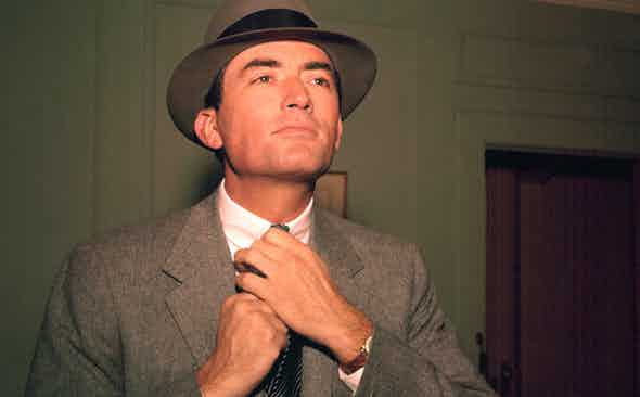 Celluloid Style: The Man in the Gray Flannel Suit