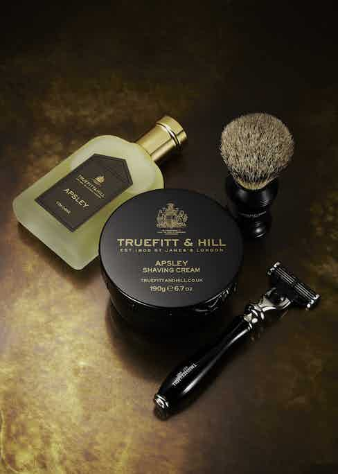 Not only are they beautifully presented, Truefitt & Hill's range of grooming items have stood the test of time.