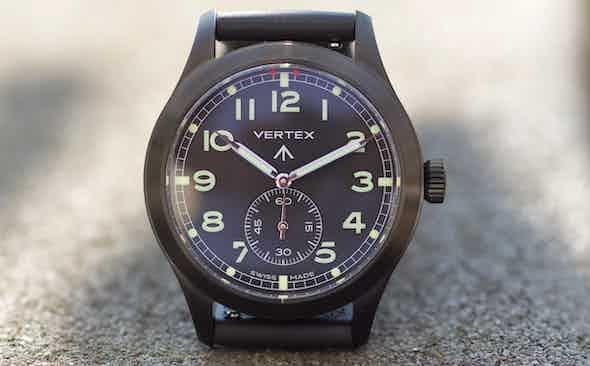 Watch of the Week: Vertex M100B