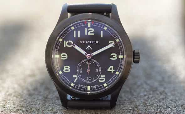 Watch of the Week: Vertex M100B