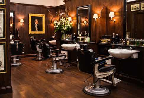 Truefitt & Hill is London's oldest barbershop, acting as a transformative conduit to times passed.