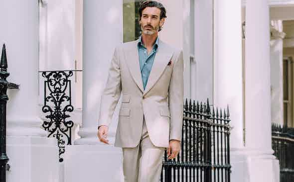 Summer Tailoring - What Every Man Needs to Know