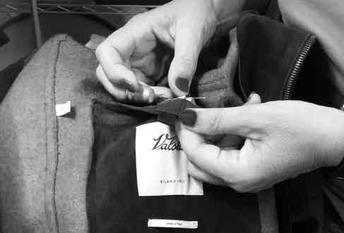 Valstar is one of Italy's first manufacturers of waterproofed rainwear, proudly operating out of Milan.