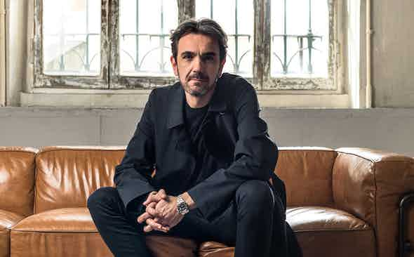 Words of Wisdom: Corneliani's Style Director