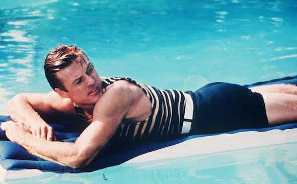 The History of Men's Swimwear