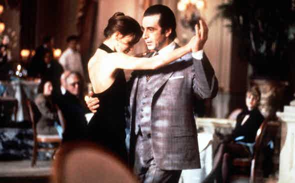 This Week We're Channelling: Frank Slade in Scent of a Woman