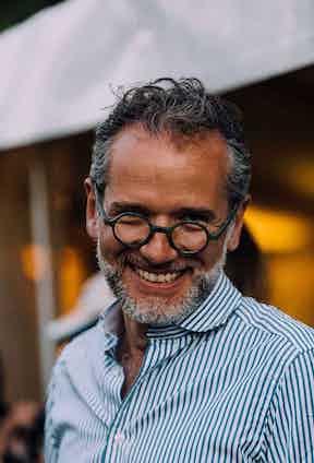 Mathias Doutreleau, Founder of Concours D'Elégance Suisse.
