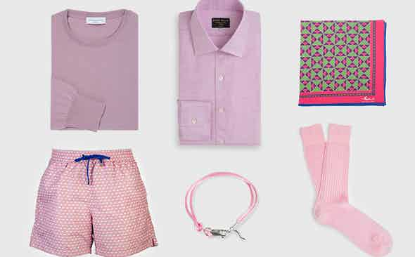 Picks of the Week: Real Men Wear Pink