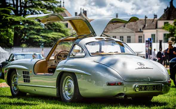 Concours D'Elégance Suisse 2018: What You Need to Know