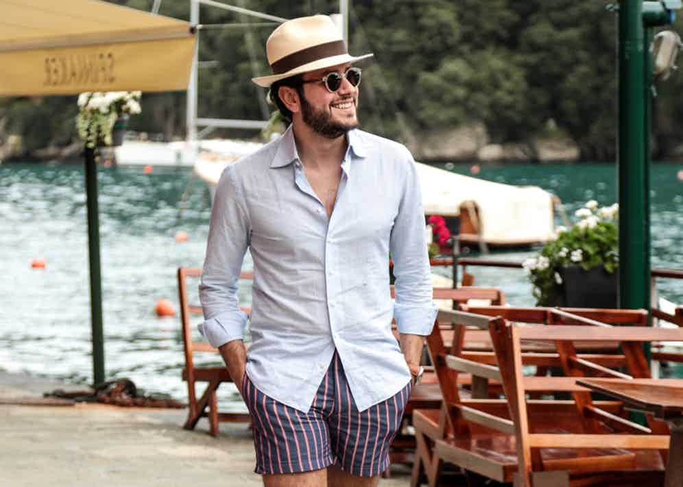 Fabio Attanasio of The Bespoke Dudes once collaborated with Coast Society on a collection.