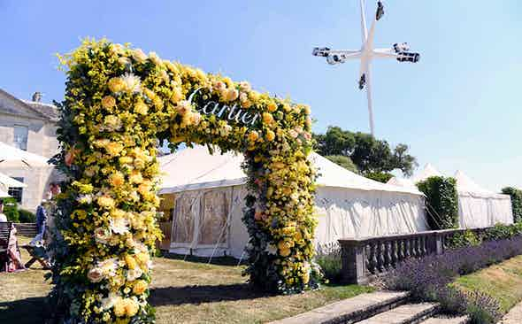 Cartier Sparkles at the Goodwood Festival of Speed 2018