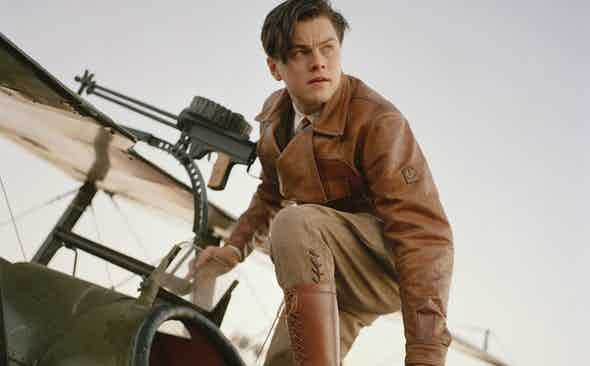 This Week We're Channelling: Howard Hughes in The Aviator