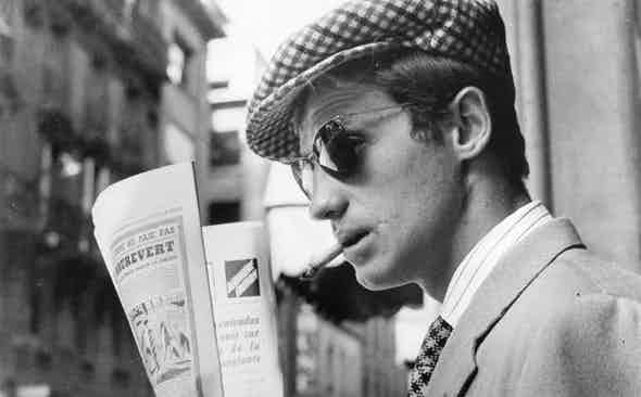 This Week We're Channelling: Michel Poiccard in Breathless