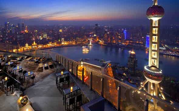 9 of the Best Rooftop Bars