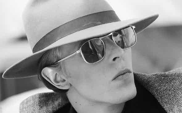 This Week We're Channelling: Thomas Jerome Newton in The Man Who Fell to Earth
