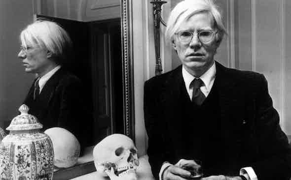 Style Heroes: Andy Warhol