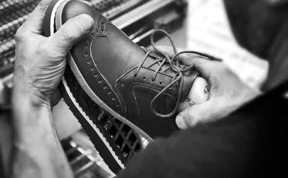 From A Little Comes ALODD: Exclusive Italian Footwear for The Rake