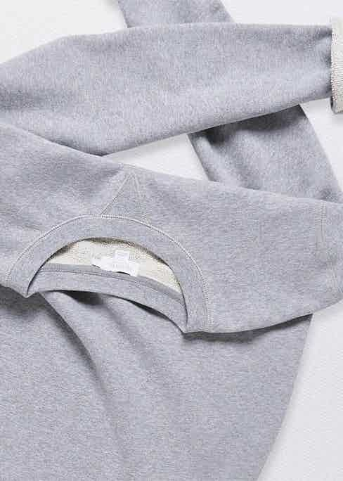Sunspel prides itself on the comfort of its pieces, crafted using the softest cotton.