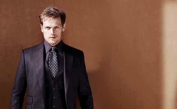 Rake-in-Progress: Sam Heughan