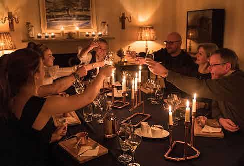 The Craftsmen's Dinner at The Balvenie Distillery was a culmination of the myriad elements involved in true craftsmanship.
