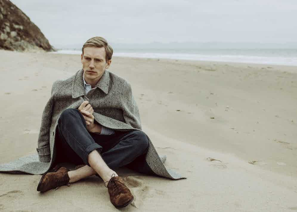 Cheaney AW18 Lookbook featuring the Arthur III, available on TheRake.com.