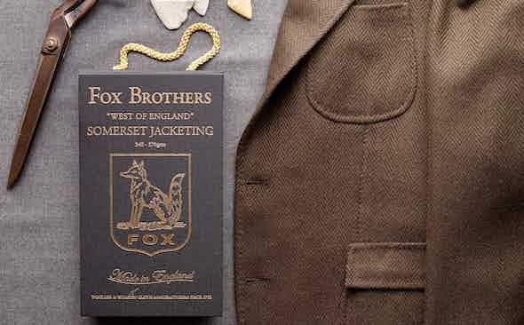 The Merchant Fox Pop-Up On Savile Row