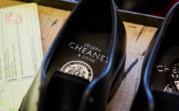 Joseph Cheaney & Sons: 132 years of shoemaking mastery