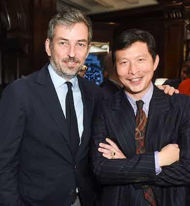Nick Sullivan and Wei Koh.