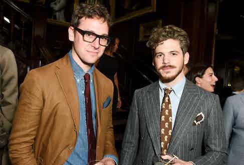 Ryan Thompson and Robert Spangle.