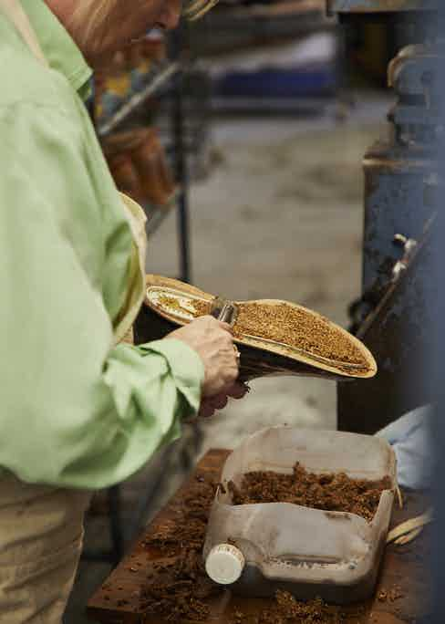 The tools of the trade might be basic, but the artisanal skills honed over years are anything but.