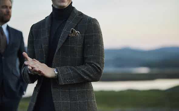 A Very Highland Fling: Walker Slater x Harris Tweed Hebrides