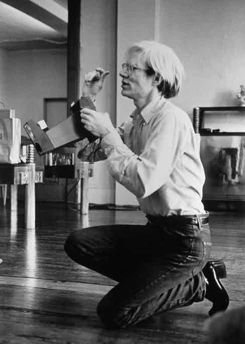 Andy Warhol subscribed to a signature uniform, of which Chelsea boots were a significant aspect.
