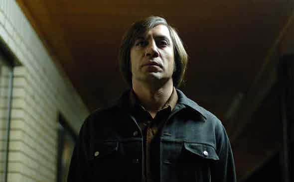 This Week We're Channelling: Anton Chigurh in No Country for Old Men