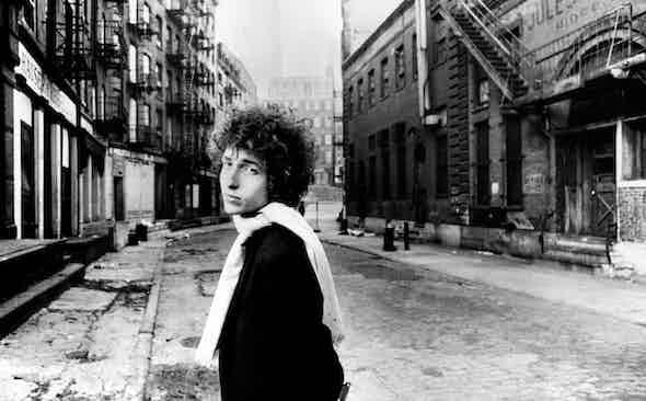 Bob Dylan Through the Lens of Jerry Schatzberg