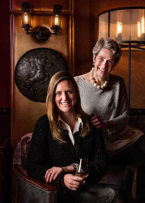 Beanie Espey and Rebecca Jago are inspiring change in the world of spirits.