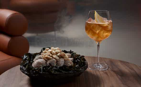 A Perfect Pairing: La Maison Rémy Martin at Claude Bosi