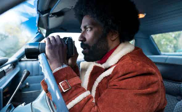 This Week We're Channelling: Ron Stallworth in BlacKkKlansman