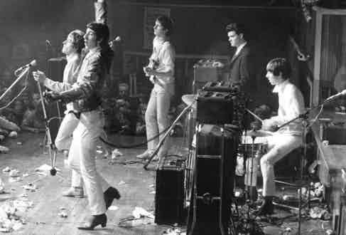 British rockers The Who were also fans of the Chelsea boot.