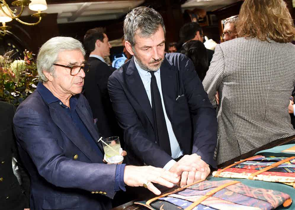 Jerry Lauren and Nick Sullivan.