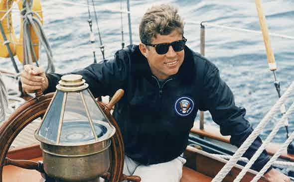 John F. Kennedy: For One Brief Shining Moment