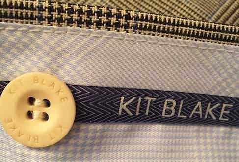 The details of Kit Blake's designs.